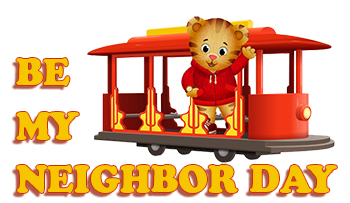 Be My Neighbor Day Logo